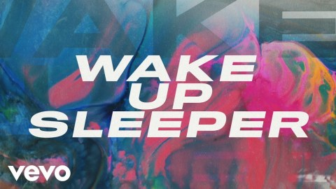 Wake Up Sleeper by Austin French - Is this week's Christian Music Monday. #WakeUpSleeper #AustinFrench