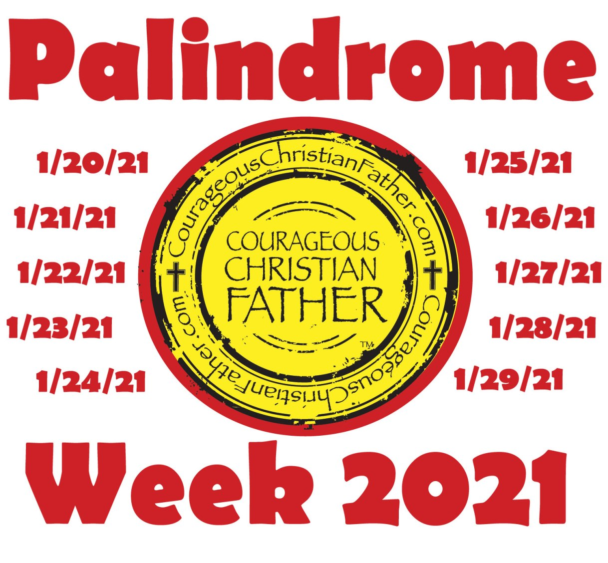 Palindrome Week 2021