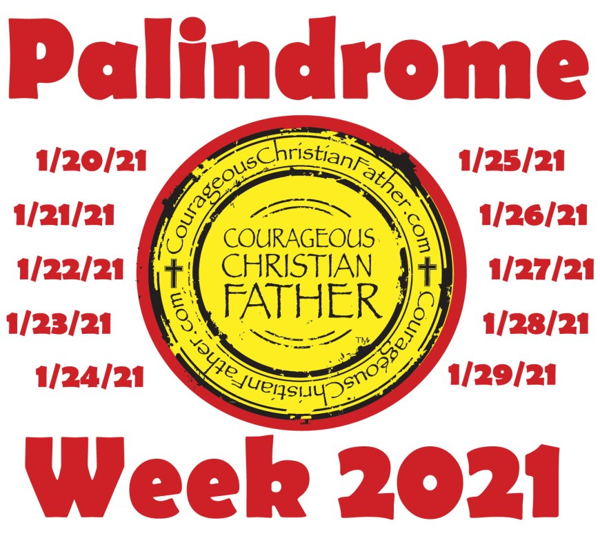 Palindrome Week 2021 a 10 day long holiday of dated palindromes. Actually in 2021 it will occur two times. #PalindromeWeek #PalindromeWeek2021