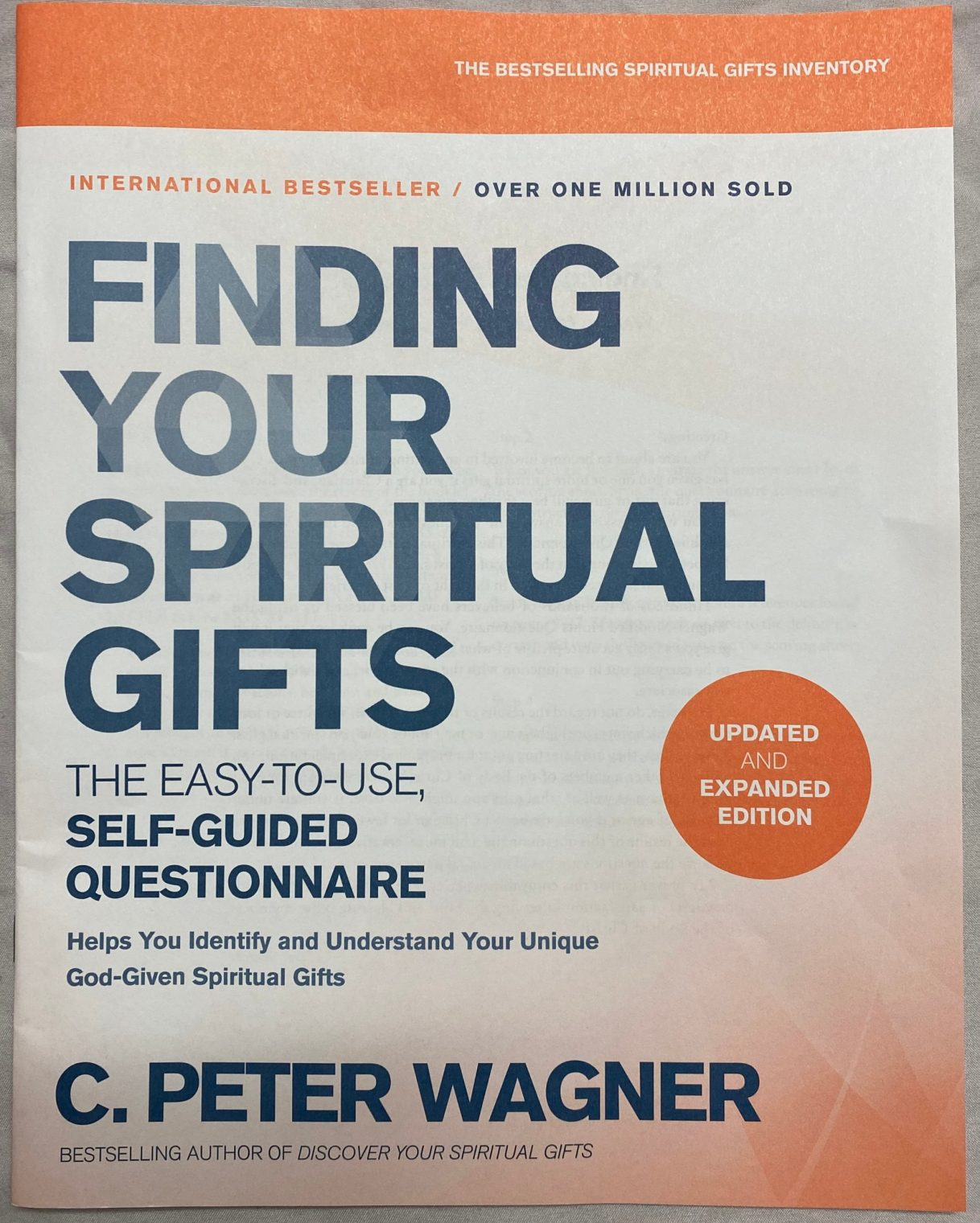 Finding Your Spiritual Gifts Test