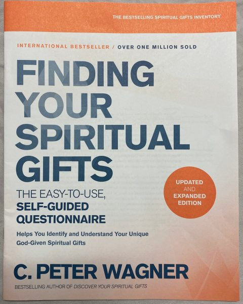Finding Your Spiritual Gifts Test - I have never taken a spiritual gifts test. I've been told by people that they see me having the gift of encouragement. However, I have never taken a test to see. #SpirtualGifts