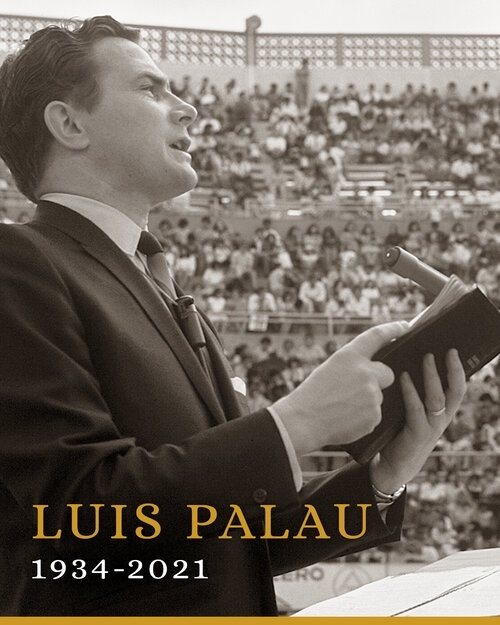 Luis Palau, international evangelist and author, dies at age 86. After a three-year battle with lung cancer, evangelist Luis Palau died peacefully early March 11th in the morning at his home in Portland, Oregon. He was 86 years old. #LuisPalau