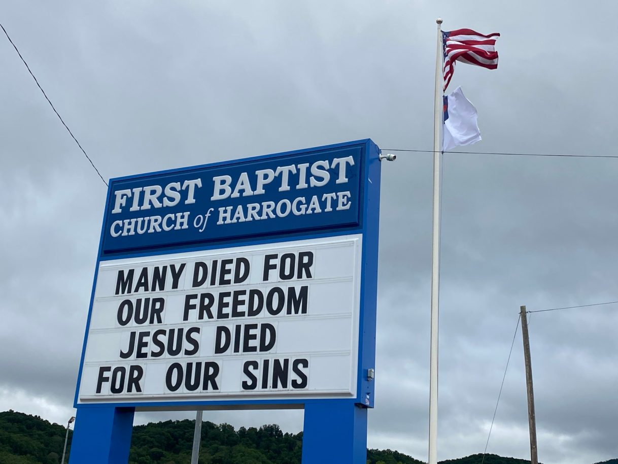 Many Died For Our Freedom Jesus Died For Our Sins