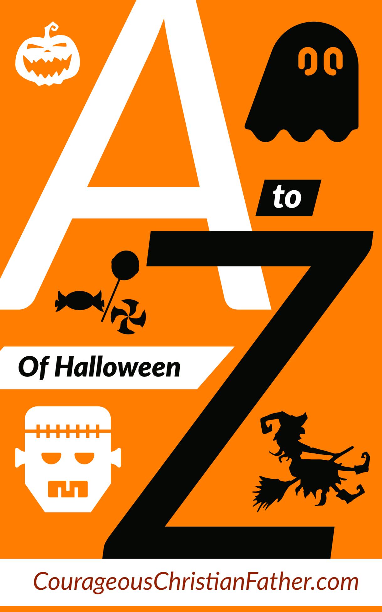 A-Z of Halloween