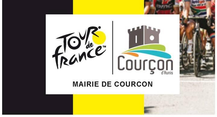 Sécurité pour le passage du tour de France