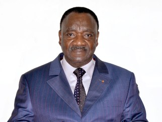 Monsieur Jean Koffi EDOH, Premier Président