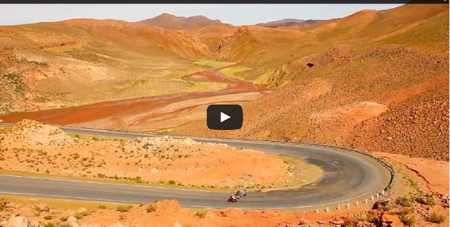 le Monde sur un vélo-Tour du Monde à vélo-vélo couché
