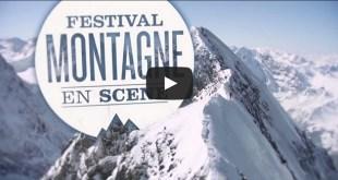 Affice festival montagne en scène