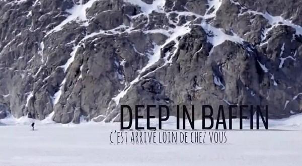 L'île de Baffin