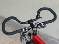 corne de taureau vélo tour du Monde