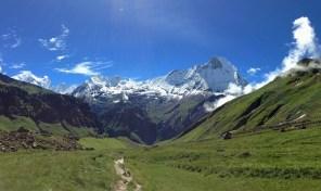 Camp de base Annapurna, Népal