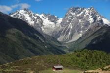 montagne Yunnan