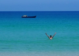 Mer turquoise Tip of Borneo