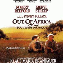 Réalisé par Sydney Pollack avec Robert Redford et Meryl Streep (1985)
