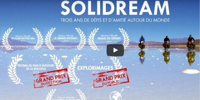 solidream tour du monde en vélo