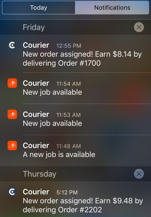 6 Reasons Why Couriers Switch From Postmates to Caviar
