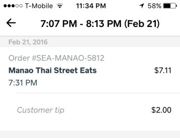 Manao Thai Street Eats Tips