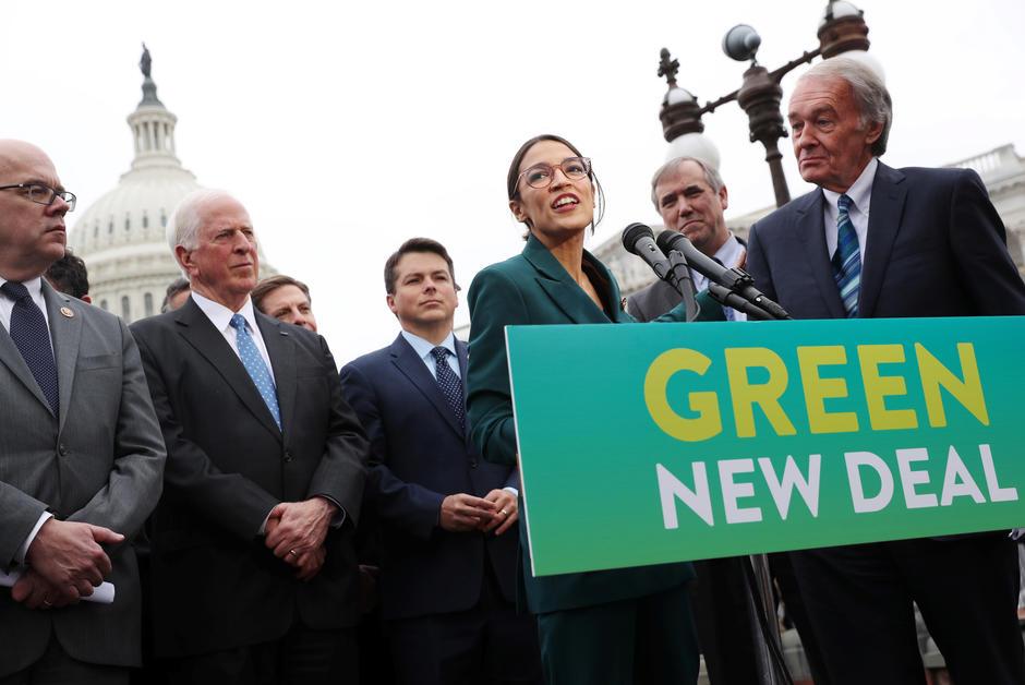 Resultado de imagen para New Deal Verde