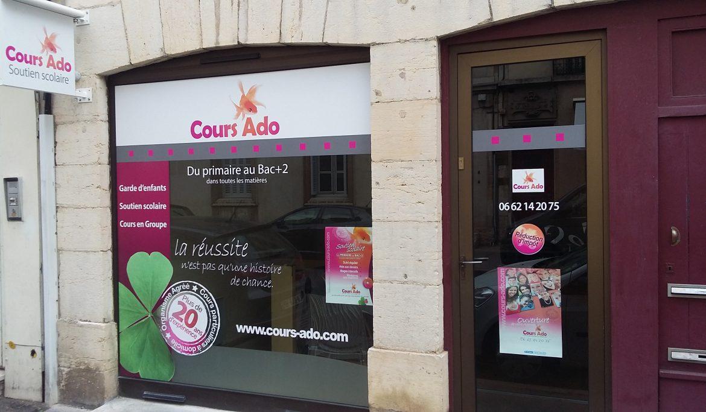 Cours Ado Dijon, Job Etudiant