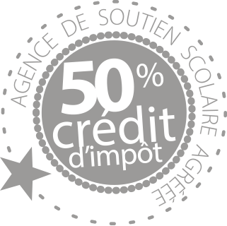 Crédit d'impôts 50% soutien scolaire Saint-Brieuc