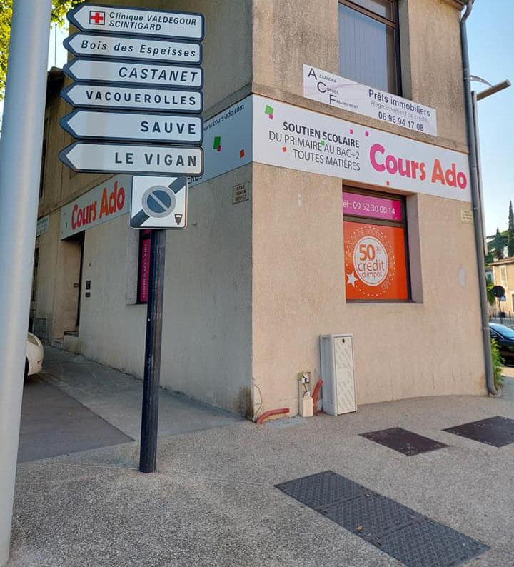 Agence Cours Ado Nîmes