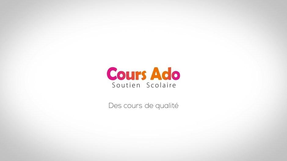 Découvrez les valeurs de Cours Ado pour réussir ensemble !
