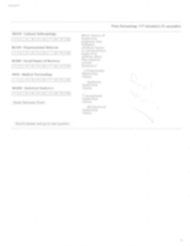 BU350 ORGANIZATIONAL BEHAVIOR SEMESTER EXAM.pdf