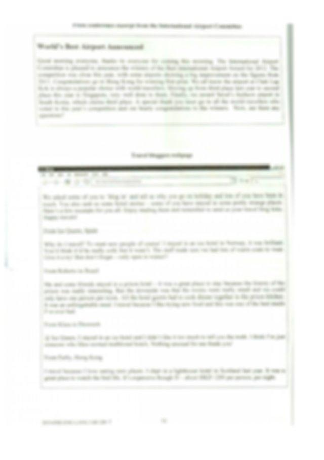 2013_ENG_Paper3_DF_B1 - 2013-DSE ENG LANG PAPER 3 PART 31 HONG KONG EXAMINATIONS AND ASSESSMENT AUTHORITY HONG KONG DIPLOMA OF SECONDARY EDUCATION