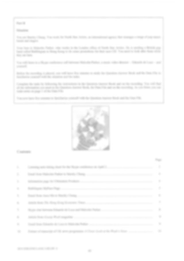 2015 DSE Paper 3B2 Data File - 2015DSE ENG LANG PAPER 3 PART 82 DIFFICULT SECTION HONG KONG EXAMINATIONS AND ASSESSMENT AUTHORITY HONG KONG ...