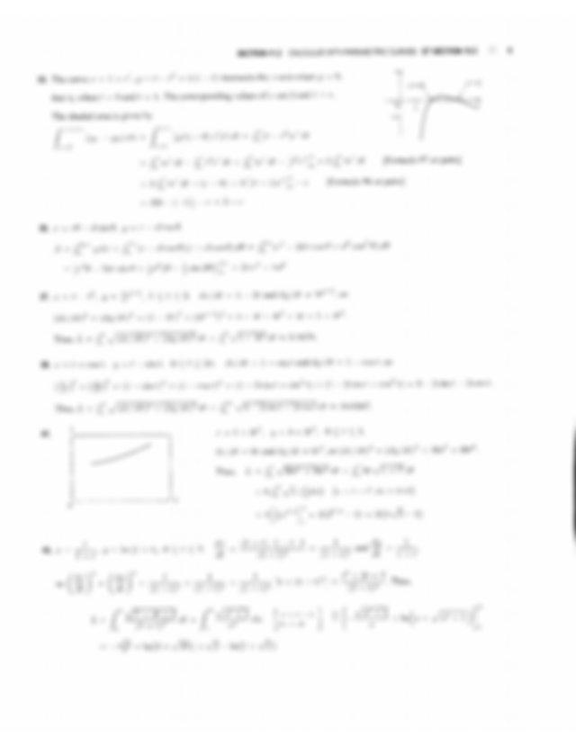 Solucionario Calculo Varias Variable, Trascendentes