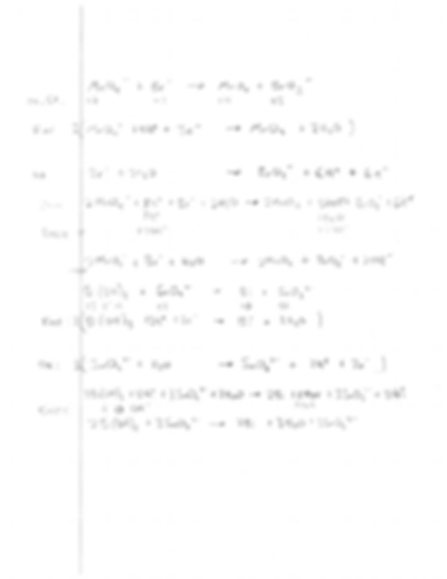 Chapter 4 Chemical Reactions and Solutions Worksheet