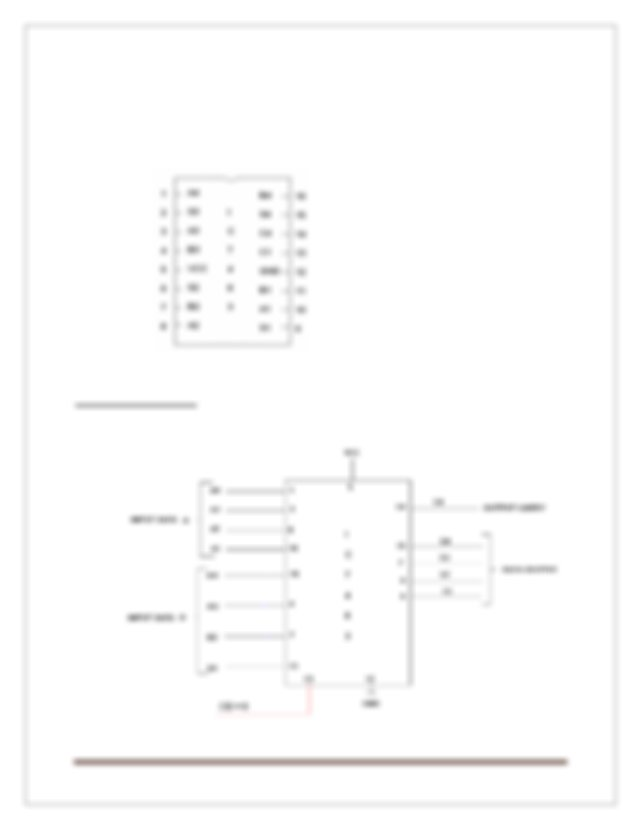 4 Bit BCD Adder Consider the arithmetic addition of two