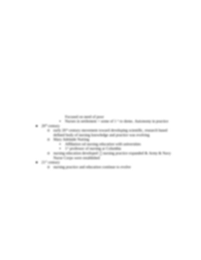 Emphasize program management interdisciplinary