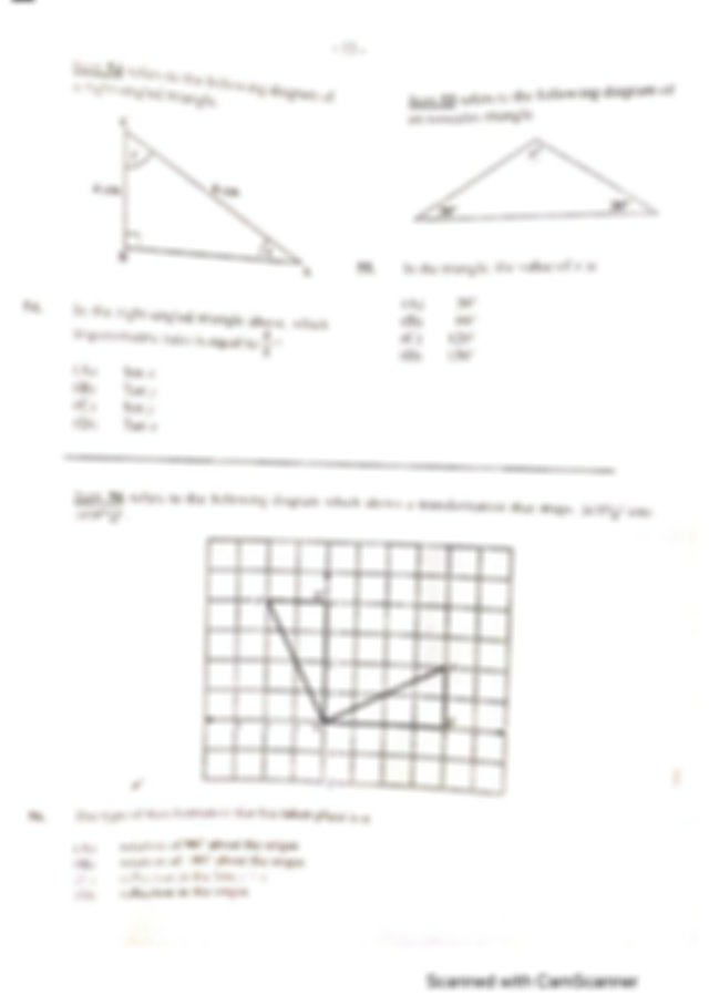 Free Geography Csec Past Papers And Answers / CSEC_Maths