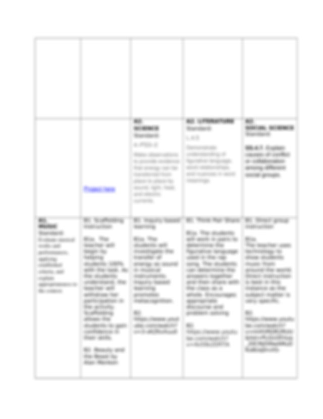 Visual and performing arts Matrix_Template (1).docx