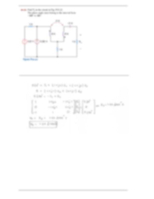 28 Irwin Basic Engineering Circuit Analysis 10E SOLUTION
