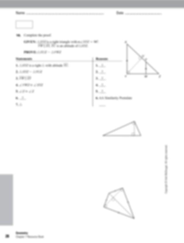 YUZ n VWZ 7 In Exercises 1719 use the diagram 17 Sketch