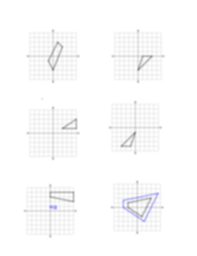 Dilations Worksheet Kuta / 29 Geometry Dilation Worksheet