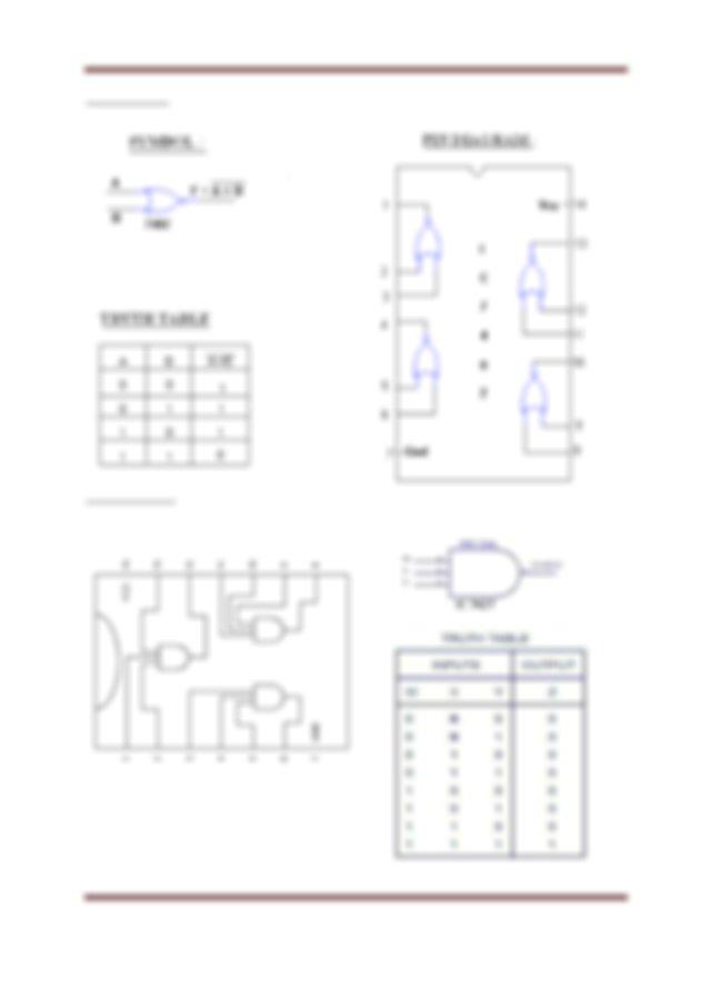 Digital Electronics Microprocessors Lab Manual 3 rd
