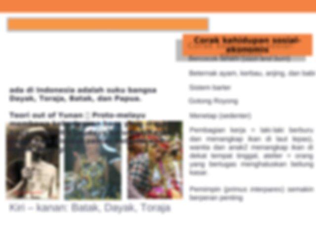 Hasil Budaya Minang