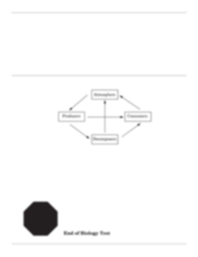 A 6 B 12 C 18 D 24 51 This diagram shows a diploid cell