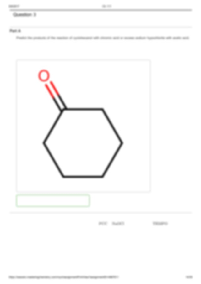 Draw the molecule on the canvas by choosing buttons from