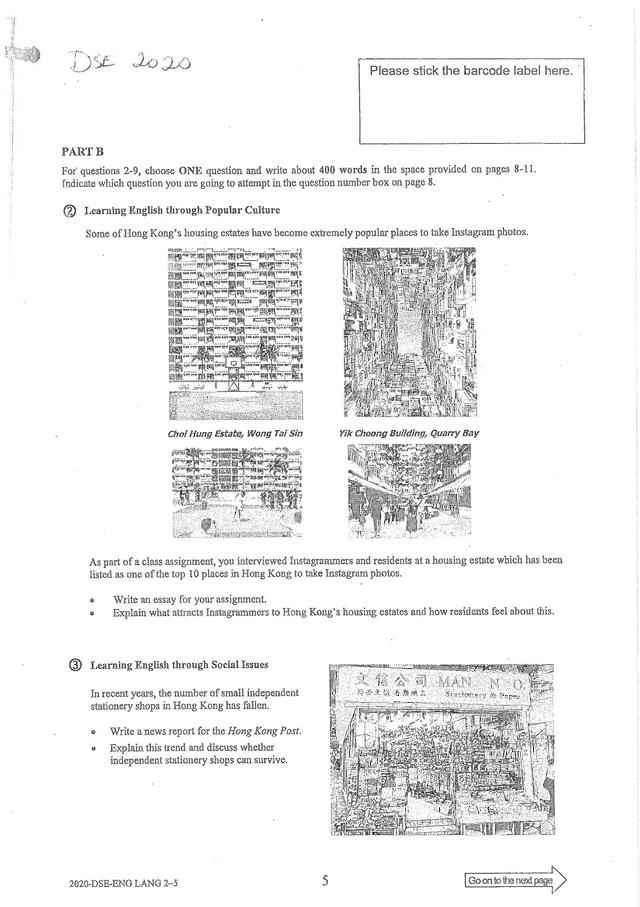 2012-2020 DSE Writing Paper Part B & Q_A Book.pdf -   Course Hero