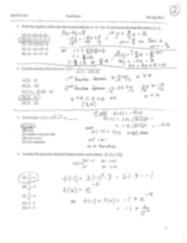 Math 1103 Spring 2015 Final Exam Answers worked out.pdf