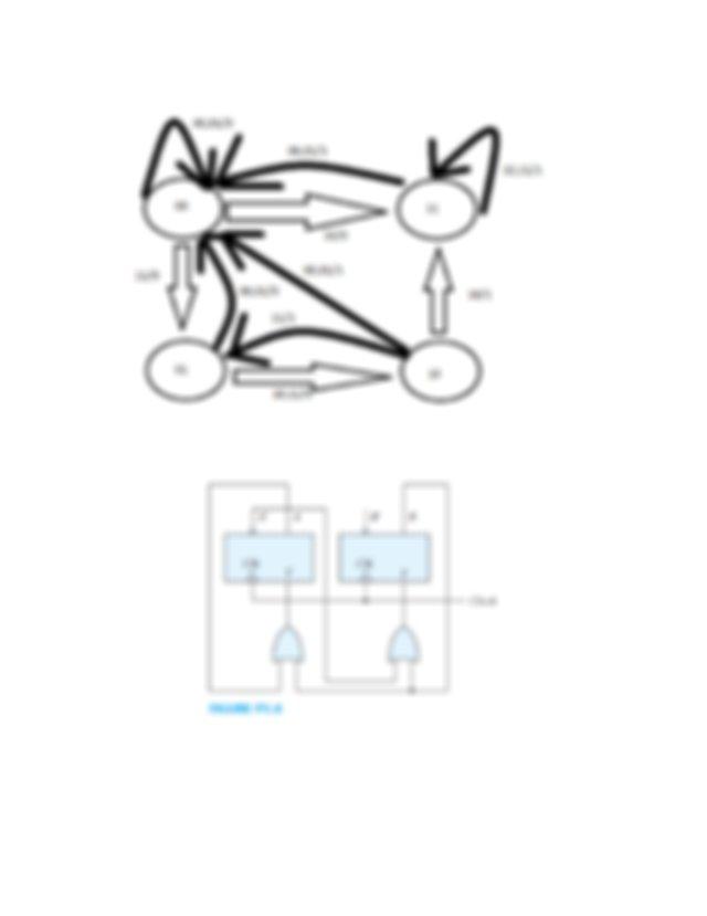 35 A t 1 x y xB B t 1 xA xB z A a Draw the logic diagram