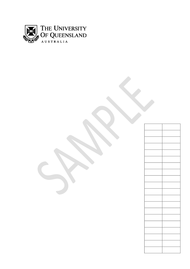 BISM3205_SAMPLE_EXAM_RISK_QUESTION_ONLY_NO_ANSWERS_2018