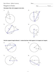 MATH 10 Angle Pair Relationships Worksheet Solutions