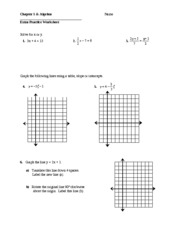 Geometry Midterm Review Answer Key