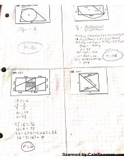 Quadrilaterals Study Resources