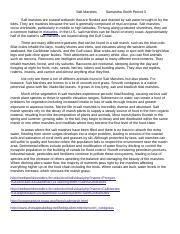 SCIENCE 8291 AICE Environmental Management South Broward